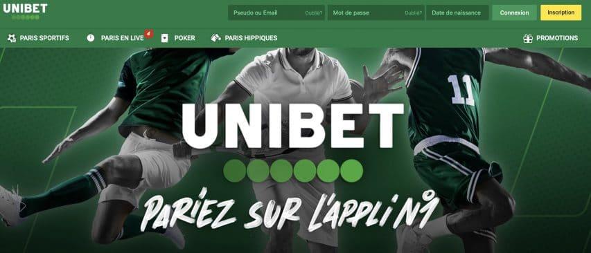 site wen Unibet