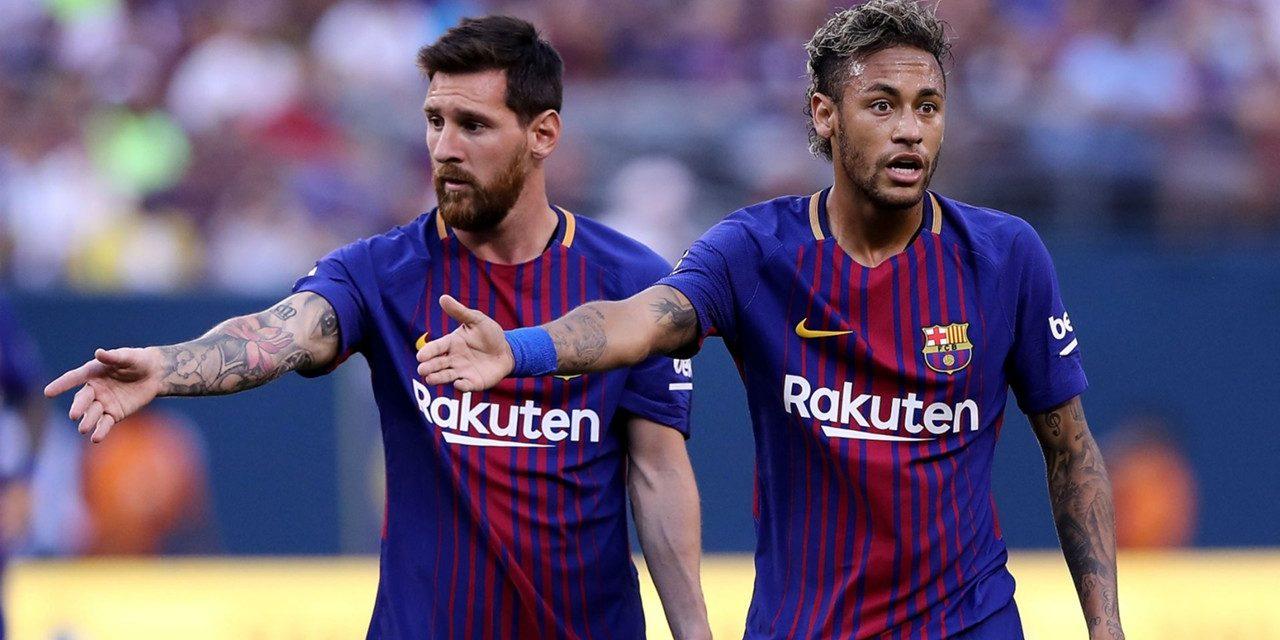 [Football espagnol] Barcelone : Messi souhaitait bien un retour de Neymar !
