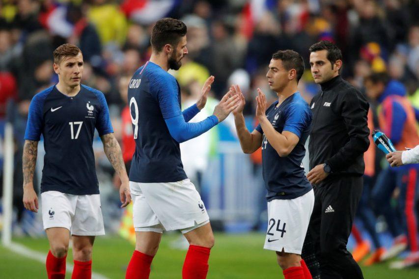 Équipe de France : Ben Yedder voit grand !