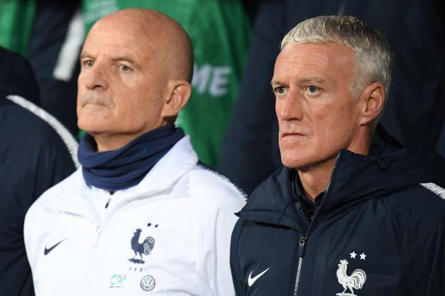 Équipe de France : les Bleus sérieux en Islande