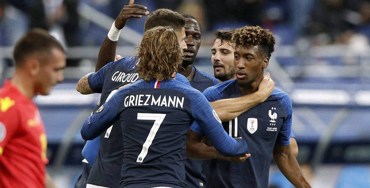 [Euro 2020] Équipe de France : Les Bleus sur leur lancée !