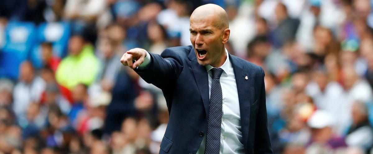 [Liga] Real Madrid : Zidane répond aux rumeurs !