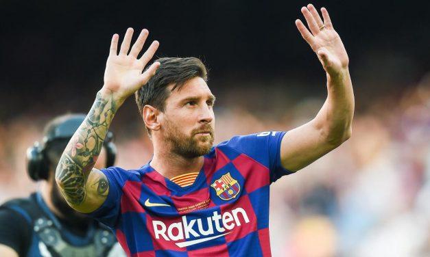 [Liga] Lionel Messi : «Aucun problème avec Griezmann !»