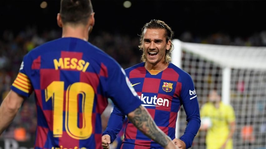 Lionel Messi : «Aucun problème avec Griezmann !»