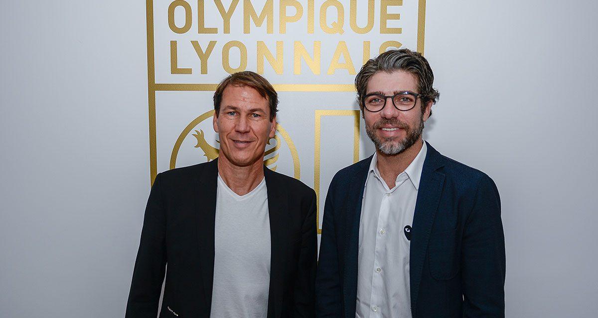 [Ligue 1] Lyon : Rudi Garcia sur le banc !