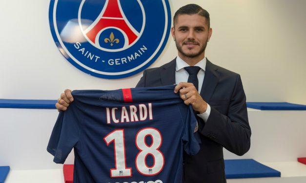 [Ligue 1] Mauro Icardi : «Je suis un killer !»