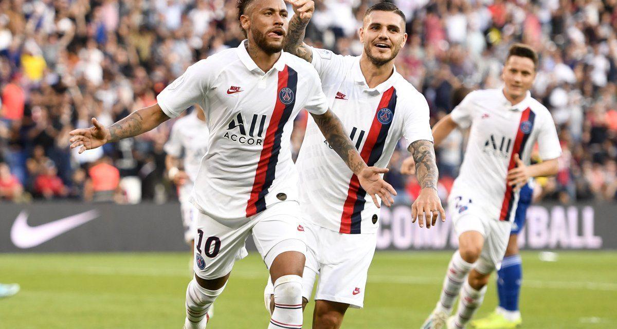 [Ligue 1] Neymar : «la page est tournée !»