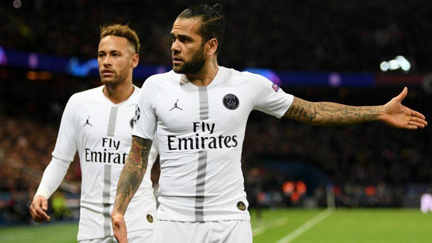 PSG : Daniel Alves en remet une couche sur Neymar !