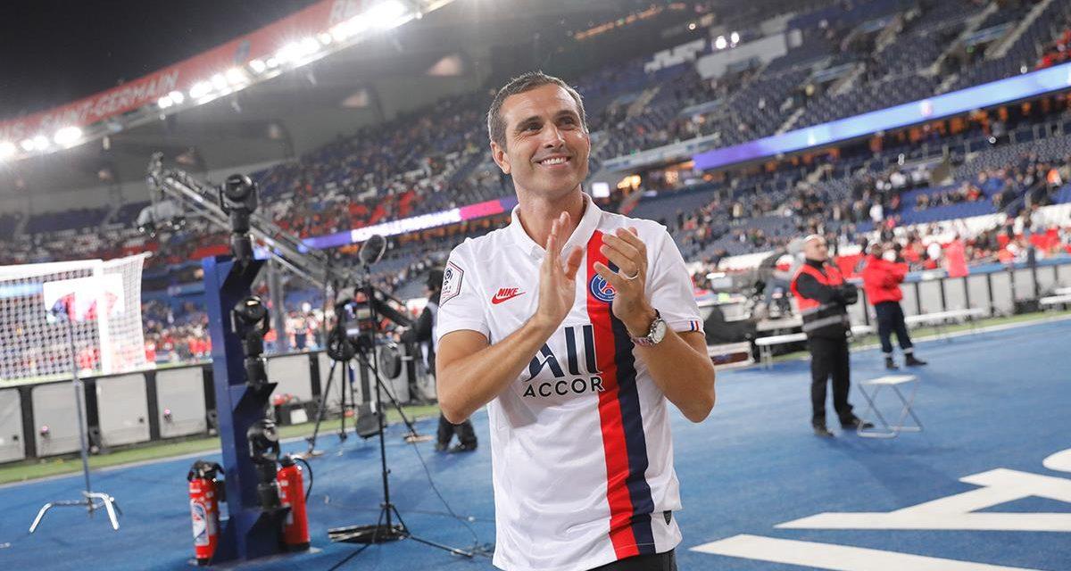 [Ligue 1] PSG: Pauleta croit en cette nouvelle saison !