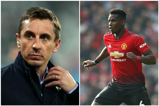 Manchester United : Pogba agace les légendes du club !