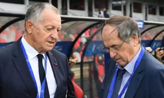 [Ligue 1] Noël Le Graët répond à Jean-Michel Aulas
